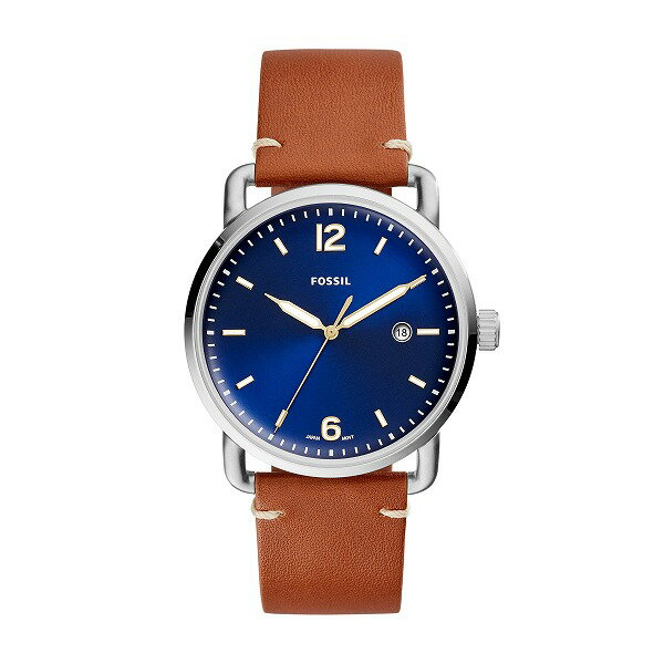 FOSSIL フォッシル THE COMMUTER 3H DATE 【国内正規品】 腕時計 メンズ FS5325 【送料無料】【代引き手数料無料】