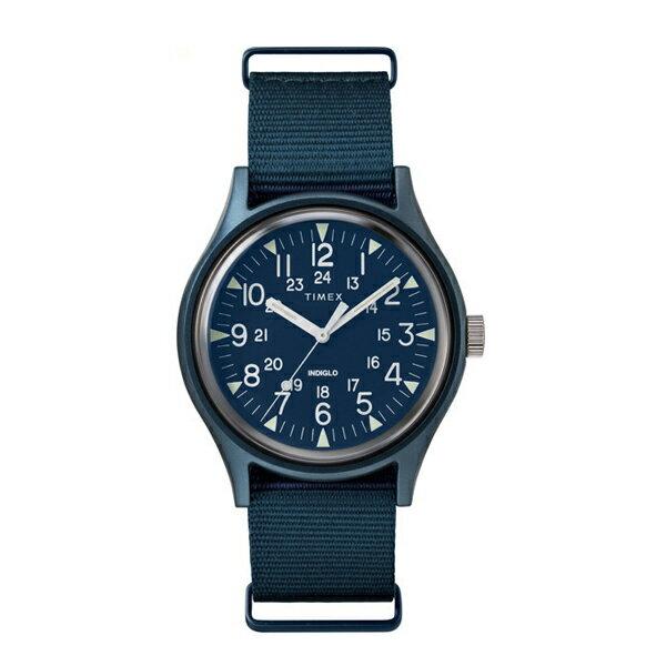 TIMEX タイメックス MK1 ALUMINUM アルミニウム 【国内正規品】 腕時計 TW2R37300 【送料無料】【代引き手数料無料】
