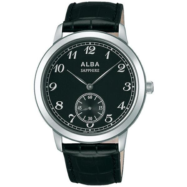 ALBA アルバ 日本製 ペアモデル 【国内正規品】 腕時計 メンズ AQHT004 【送料無料】【代引き手数料無料】