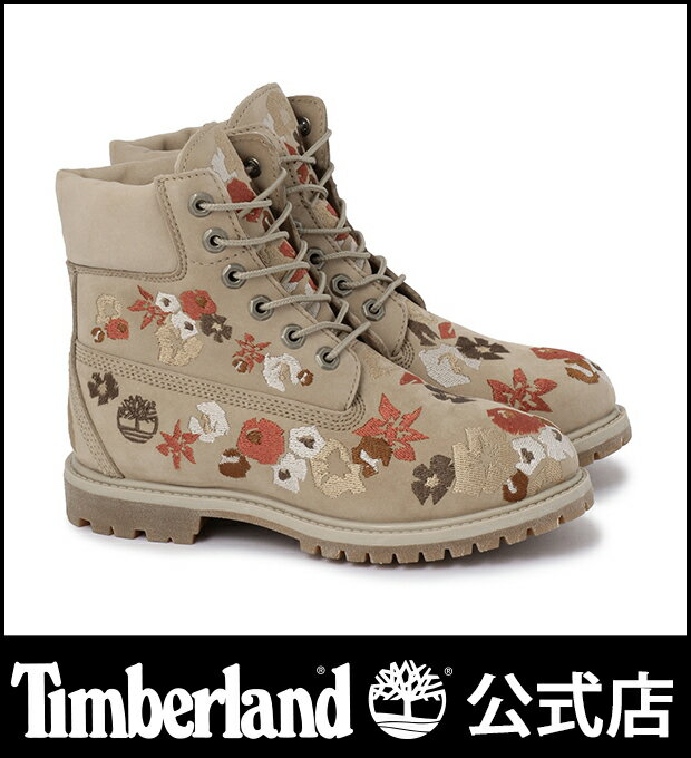 ティンバーランド timberland レディース 6インチ プレミアム ブーツ ®アイコン シックスインチ プレミアム ウォータープルーフ ブーツ