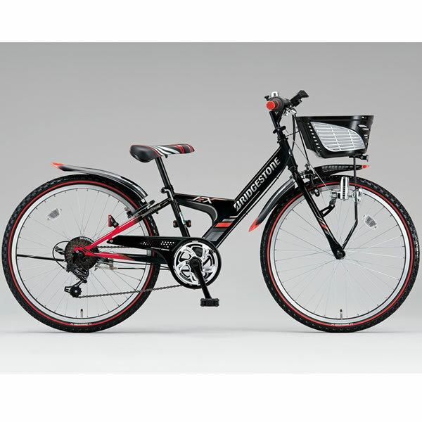 ブリヂストン エクスプレスジュニア 22インチ 6段変速付 サイクルコックピット「CIデッキ」搭載モデル EX265 スピードメーター装着可能 大迫力のY型フレーム採用 ジュニアマウンテンバイク ブリジストン 定番人気子供自転車 22型 6段ギア付