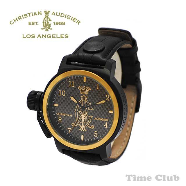 Christian Audigier (クリスチャンオードジェー) 時計 腕時計HOR-512【送料無料(※北海道・沖縄は1,000円)】【楽ギフ_包装選択】