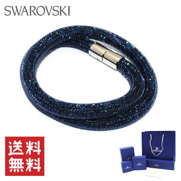 SWAROVSKI スワロフスキー ブレスレット 2重巻き 5102557 S Stardust アクセサリー レディース 【送料無料(※北海道・沖縄は1,000円)】
