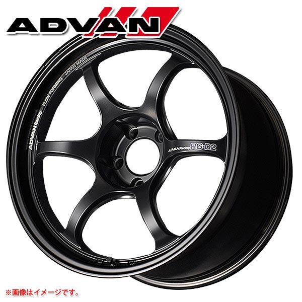 アドバンレーシング RG-D2 8.5-18 ホイール1本 ADVAN Racing RG-D2