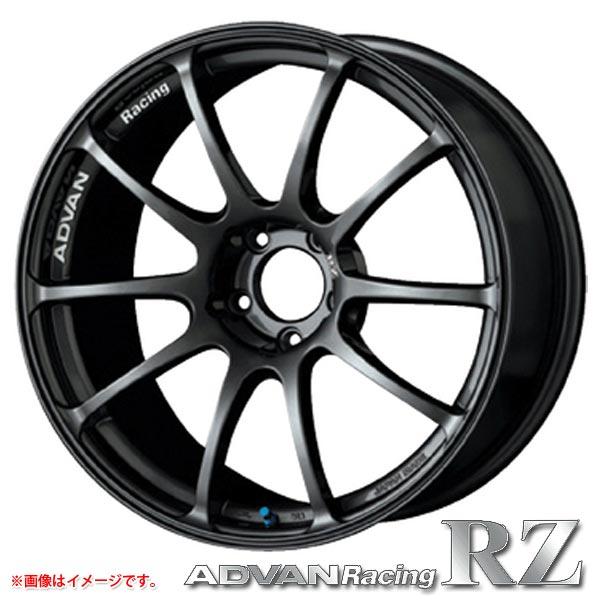 アド�ンレーシング RZ 8.0-19 ホイール1本 ADVAN Racing RZ