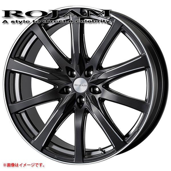 ロジャム ヴェクトル ブラックトゥールビヨン 9.0-22 ホイール1本 ROJAM Vector Black tourbillon