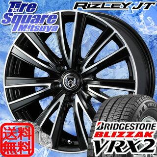 ブリヂストン ブリザック VRX2 新商品 205/70R15WEDS ライツレー JT 15 X 6 +53 5穴 114.3