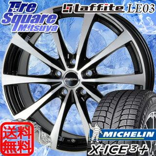 ミシュラン X-ICE XI3プラス 205/55R16HotStuff Laffite LE-03 16 X 6 +42 5穴 100