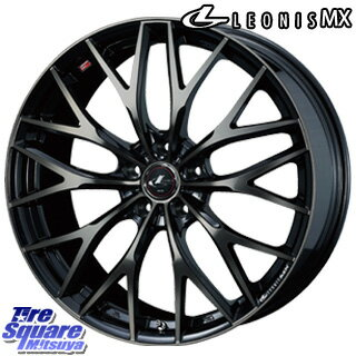 ●告知●楽天感謝祭最大23倍10/14土 10:00~ HANKOOK Laufenn S Fit EQ LK01 205/45R17WEDS LEONIS MX 17 X 7 +47 5穴 114.3