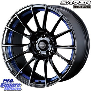 TOYOTIRES DRB 205/45R17WEDS WedsSports SA-72R 17 X 7 +50 4穴 100