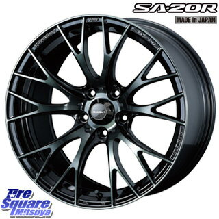 TOYOTIRES PROXES C1S 225/45R18WEDS WedsSportSA-20R 18 X 7.5 +45 5穴 114.3