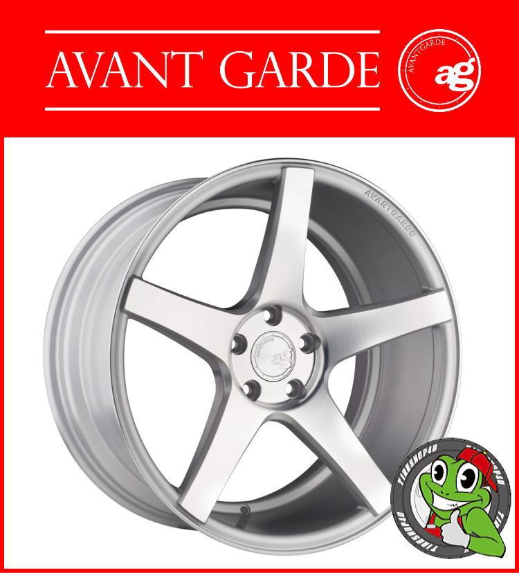 20インチAVANT GARDE WHEELS M550 20×10.5J 5H-120 ET38 HUB:72.6ΦSatin Silver BMW アヴァンギャルドホイール AG WHEELS 新品アルミホイール単品1本価格