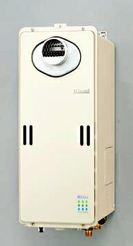 【RUF-SE1600SAW】 《TKF》 リンナイ ガスふろ給湯器 屋外壁掛型 スリムタイプ オート ωα0
