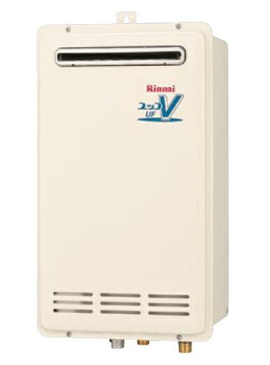 【RUF-VK2400SAW(A)】 《TKF》 リンナイ ガスふろ給湯器 屋外壁掛型 コンパクトタイプ オート ωβ0