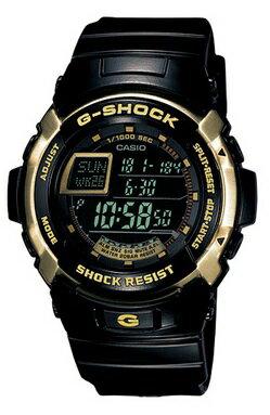 【お取寄せ品】カシオG-SHOCK国内品G-SPIKE トレジャーゴールド G-7700G-9JF