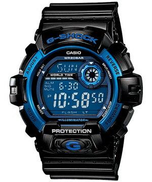CASIO カシオ Gショック G-SHOCK カシオ 腕時計 時計 多機能 防水G-8900A-1JF 国内正規品 スタンダードモデル デジタル オートライト機能付き 高輝度LED搭載