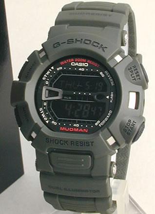 CASIO カシオ Gショック G-SHOCK メンズ 腕時計 時計 防塵防泥構造 マッドマン MUDMAN G-9000-3V カーキ デジタル 海外モデル 【あす楽対応】スポーツ 誕生日 父の日 ギフト 商品到着後レビューを書いて3年保証
