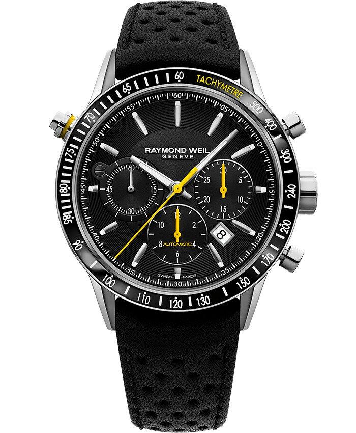 最新デザイン 【正規品】 RAYMOND WEIL 【レイモンドウィル】 7740-SC1-20021 フリーランサー オートマチック クロノグラフ 【腕時計】