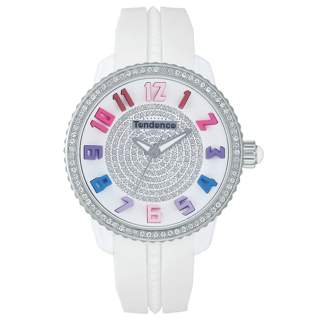 【正規品】 Tendence 【テンデンス】 TG930107R ガリバー レインボー ミディアム 日本限定モデル 【腕時計】