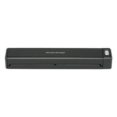 【長期保証付】富士通 ScanSnap iX100(ブラック) スキャナー 2年保証モデル