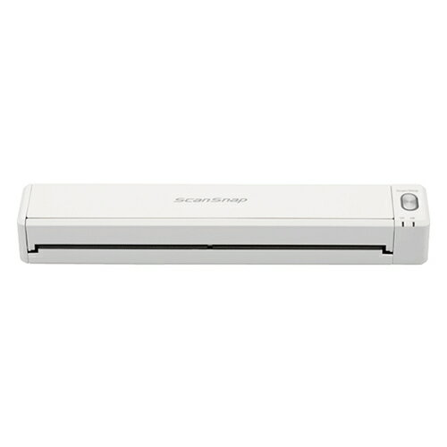 富士通 ScanSnap iX100(ホワイト) スキャナー 2年保証モデル