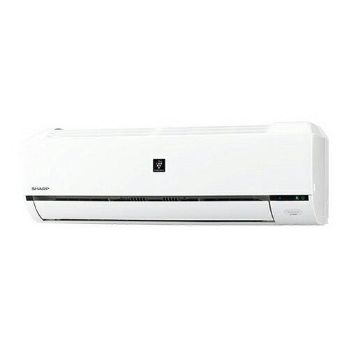 【長期保証付】シャープ AY-G25D-W(ホワイト) G-Dシリーズ 8畳 電源100V