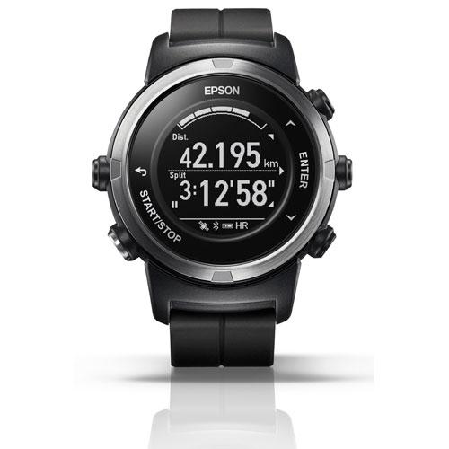 エプソン J-350B(ブラック) Wristable GPS 腕時計タイプ