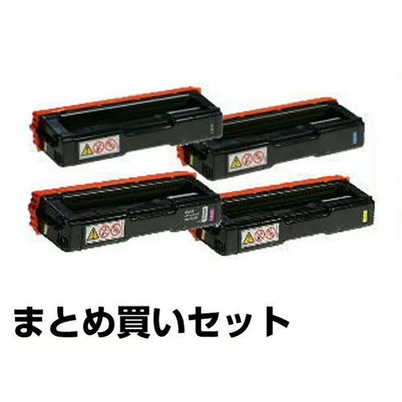 SP C220 トナー リコー IPSiO SPC220 SPC230 トナー 4色 純正