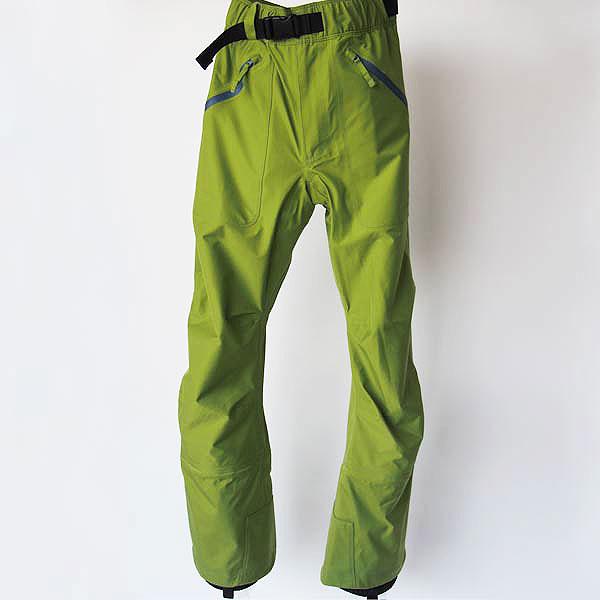 【国産GORE-TEXアウトドアウェア】H.I.D 40dn Zero Fighter pants 40デニール ゼロファイターパンツ Aoni【スノースクート】【スノーボード】【スキー】
