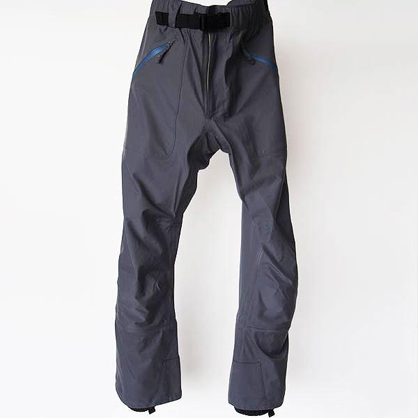 【国産GORE-TEXアウトドアウェア】H.I.D 40dn Zero Fighter pants 40デニール ゼロファイターパンツ Nibi【スノースクート】【スノーボード】【スキー】