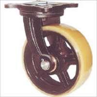 ヨドノ 鋳物重量用キャスター MUHAMG300X100