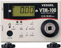 ベッセル トルクメーター VTM‐8 VTM8