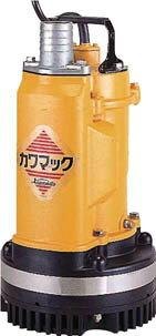 川本 工事用水中ポンプ DUM25062.2