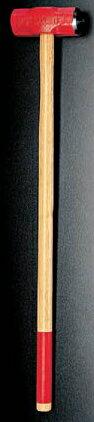 大ハンマー(ゴムグリップ付)5.4kg 全長900mmEA575BJ-5.4 [EA575BJ5.4]ESCO(エスコ)