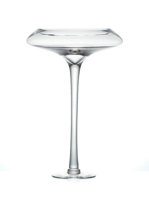 【送料無料】【ポイント5倍】ラグジュアリーガラス容器「GA009」【装飾】結婚式 お祝い 二次会 パーティー 記念日 入籍 プレゼント イベント デコレーション glass グラス プチギフト