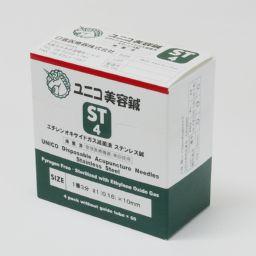 ユニコ美容鍼 美容鍼 1番(径0.16)×3分 日進医療器 × 10セット