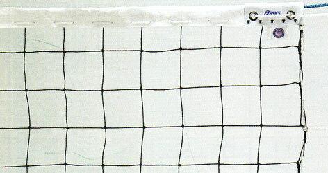 ■送料無料■▼asics▼アシックス CNV902-F 男子9人制バレーボールネットエコタイプ ※下部白帯なし※[シリーズ:バレーボールネット]年度:13S1【RCP】