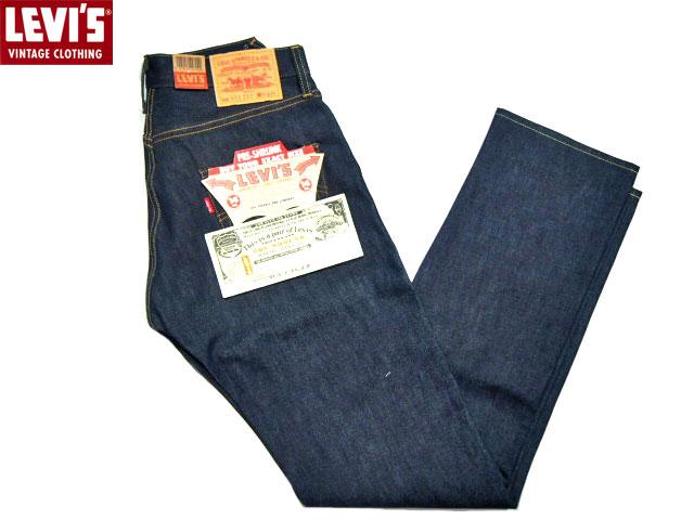 LEVI'S XX/LEVI'S VINTAGE CLOTHING/(リーバイスビンテージクロージング)/1962 551ZXX/indigo rigid/made in U.S.A.