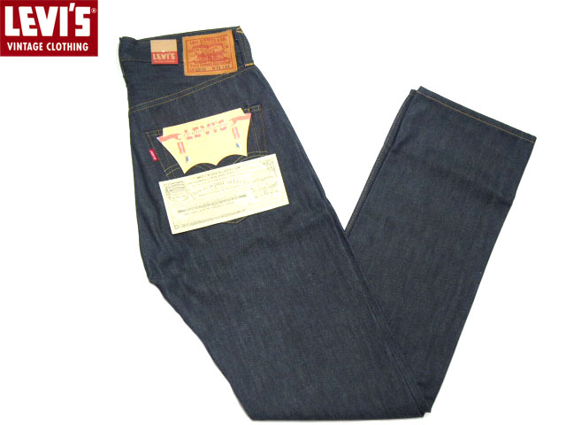 LEVI'S XX/LEVI'S VINTAGE CLOTHING/(リーバイスビンテージクロージング)/1947 501XX/indigo rigid/made in U.S.A.