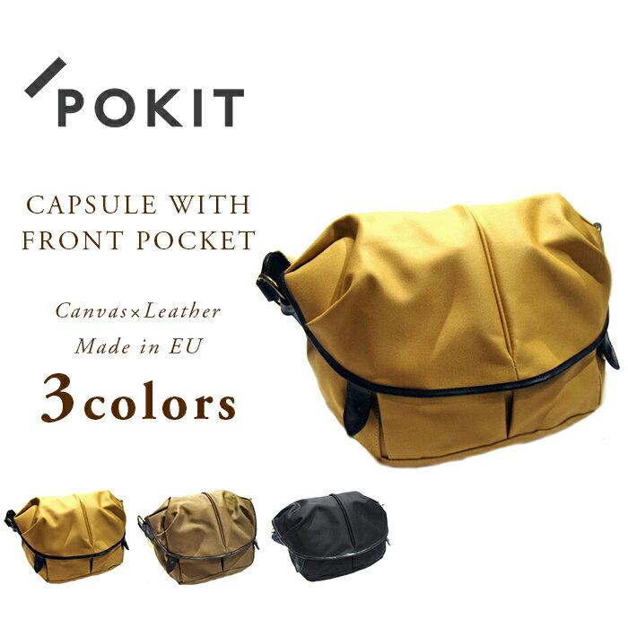 最新入荷 POKIT (ポキット)/CLASSIC CAPSULE WITH POCKET(クラシックカプセル)