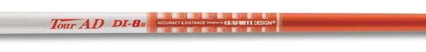 取寄せ商品 代引き不可:発送7営業日前後 グラファイトデザイン ツアーAD DI-8 ウッド用シャフト/ Graphite Design Tour AD DI-8 shaft for woods