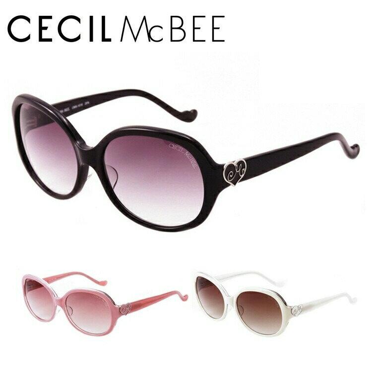 セシルマクビー サングラス CECIL McBEE CMS1016 全3カラー レディース 女性 ブランドサングラス メガネ UVカット カジュアル ファッション 人気