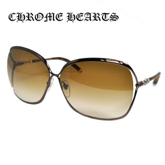 クロムハーツ サングラス Chrome Hearts FISH EYE CB Chocolate Brwon シルバー(銀) メンズ レディース UVカット メガネ ブランド