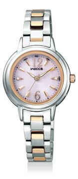 【シチズン】 CITIZEN wicca ウィッカ 腕時計 レディース KL4-231-91 ソーラーテック