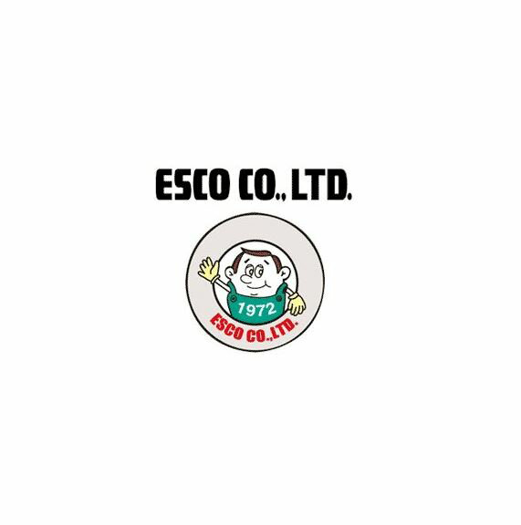 エスコ ESCO 22tonジャッキスタンド(2台) EA993DE-10