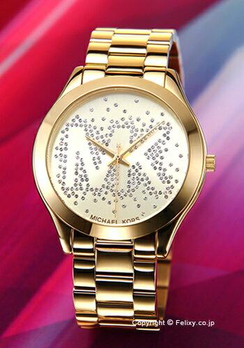 マイケルコース MICHAEL KORS 腕時計 ランウェイ スリム ゴールド MK3590