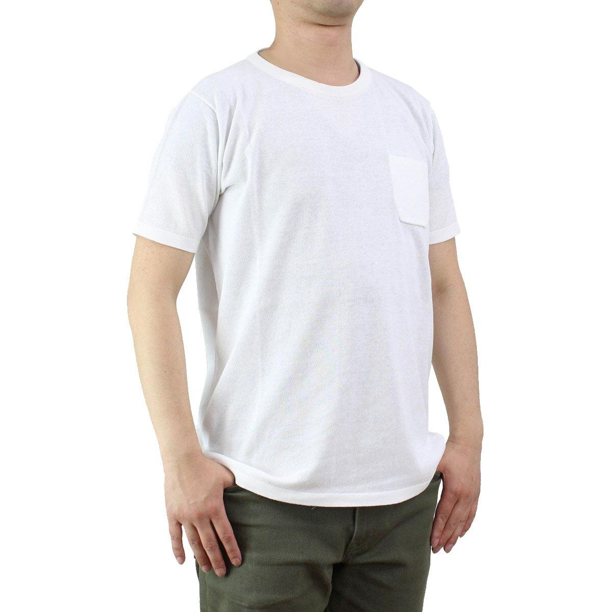 バーク Bark メンズ 半袖 サマー セーター 71B6006 281 OFF-WHITE ホワイト系 【メンズ】