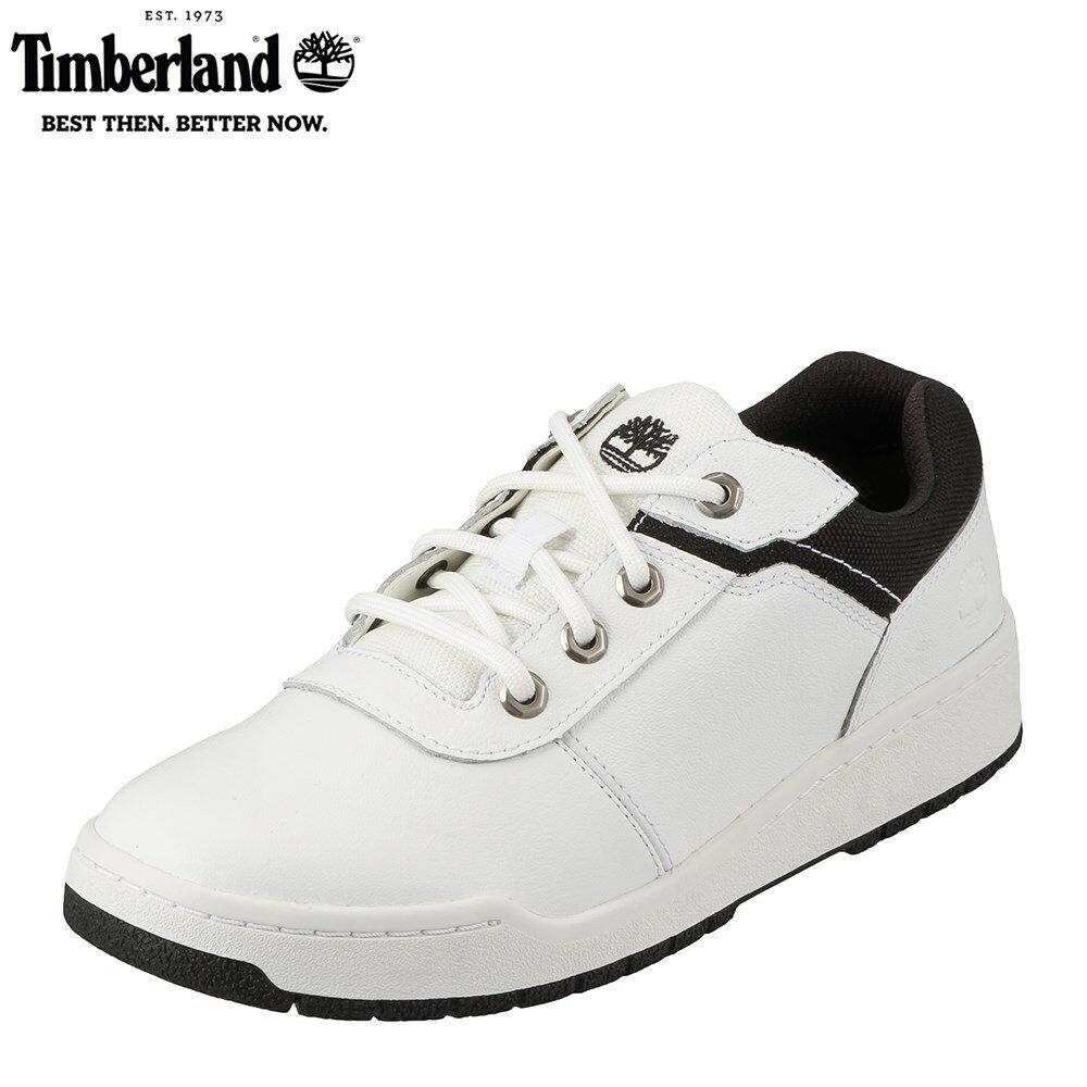 [ティンバーランド] Timberland TIMB A1BAC メンズ | スニーカー カジュアルシューズ | RAYSTOWN OX レイズタウン オックス | 幅広 3E | ローカット | ホワイト ★お取り寄せ★