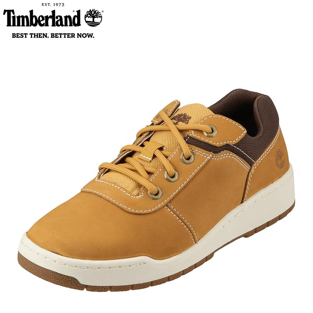 [ティンバーランド] Timberland TIMB A19FS メンズ | スニーカー カジュアルシューズ | RAYSTOWN OX レイズタウン オックス | 幅広 3E | 大きいサイズ対応 28.0cm | イエロー ★お取り寄せ★