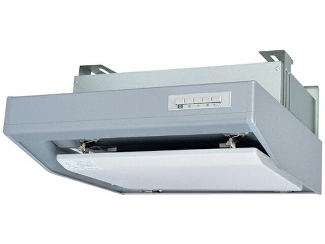 V-602SHL2-BLL-S 三菱電機 レンジフードファン フラットフード形 給気シャッター連動一体プラグ付 BL規格排気型II型 シルバー色 左排気 600mm幅